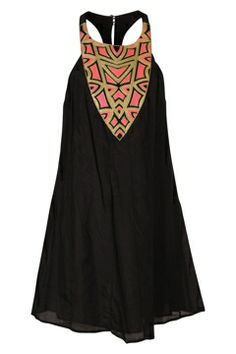 Polynesia Halter Dress