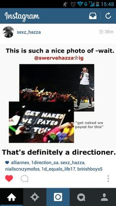 That is definitely a directioner