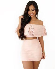 Tight Dresses, Sexy Dresses, Casual Dresses, Short Dresses, Casual Outfits, Fashion Outfits, Womens Fashion, Moda Outfits, Girly Outfits