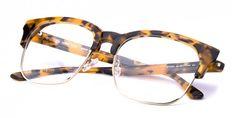 Enzi Tortoise Shell / Gold - Men'sandWomen'sPrescriptionGlasses #eyewear #eyeglasses
