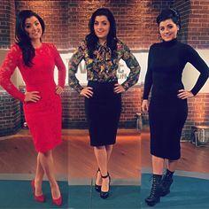 At so far this week! Sheath Dress, Peplum Dress, Female News Anchors, Dress Suits, Pencil Dress, Pin Up, High Neck Dress, Dresses For Work, Silk