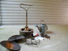 Rake Head / Wine Glass Rack / Jewelry Display by assemblage333, $85.00