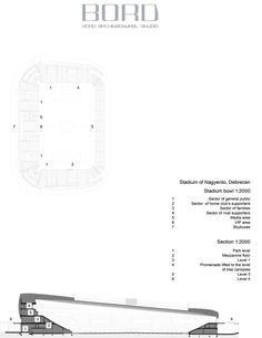 Nagyerdo Football Stadium,Section