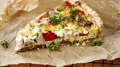 Quiche, Sandwiches, Breakfast, Recipes, Food, Waiting, Red Peppers, Morning Coffee, Recipies