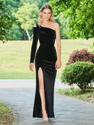 Tbdress online store supplies many fashion Halloween Wedding Dresses at the cheapest price. The Halloween Wedding Dresses have the high quality in many styles. Join in now to enjoy best customer service and save more to you. Long Black Evening Dress, Long Sleeve Evening Dresses, Dress Black, Evening Dresses Online, Evening Gowns, Dress Online, Fashion Night, Look Fashion, Fashion Today