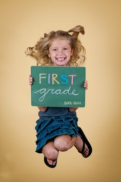 Life With Fingerprints: First day of school...