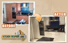 Kitchen Respray Service in Dublin Ireland give your kitchen a different colour and finish to change its appearance, and add life to your kitchen. Kitchen Respray, Dublin Ireland, Furniture, Home Decor, Homemade Home Decor, Home Furnishings, Decoration Home, Arredamento, Interior Decorating