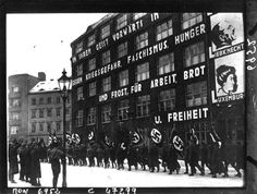 On May 2, 1933, Adolf Hitler's storm troopers attacked all trade union headquarters across Germany, and union leaders were arrested and put in prison or concentration camps. Description from pinterest.com. I searched for this on bing.com/images