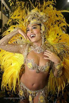 Samba, time to shake those feathers.
