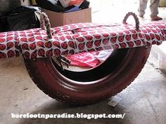 Repurpose old tires for your classroom | KidsSoup
