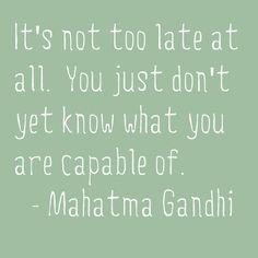 1. Inspirational Quote #modcloth#makeitwork