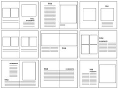 Science Magazine design Inspiration, The Grid System Building a Solid Design Layout Science Web Design, Page Layout Design, Magazine Layout Design, Graphic Design Layouts, Grid Design, Magazine Layouts, Newspaper Design Layout, Layout Book, Design Posters