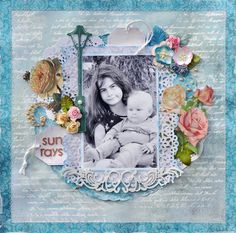 'Sunrays' for Papirdesign DT and a new theme and hop at Paper Issues. New Theme, Scrapbook, Paper, Frame, Layouts, Home Decor, Baby, Homemade Home Decor, Scrapbooking