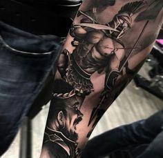 Tattoo by ig:matiasnobeltattoo