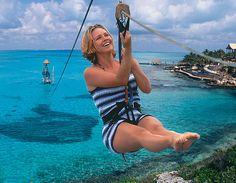 Garrafon Natural Reef Park - Cancun Isla Mujeres