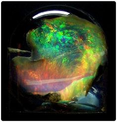 Opals are my absolute favorite