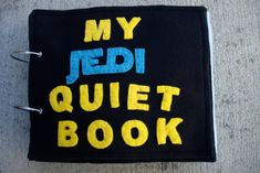 Star Wars Quiet Book