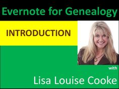 Evernote for Genealogy: What It Is, & Why You Would Use It