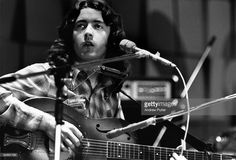 Photo of Rory GALLAGHER Rory Gallagher performing live on stage News Photo | Getty Images