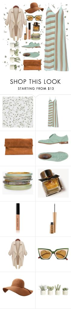 """""""Untitled #108"""" by etotnikzanyat ❤ liked on Polyvore featuring Fratelli Rossetti, Chico's, Burberry, Bobbi Brown Cosmetics, MAC Cosmetics, Fendi and Allstate Floral"""