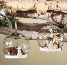 Noel Christmas, Xmas, Snow Globes, Diy, Home Decor, End Of The Year Celebration, Christmas Wood, Snowball, Christmas Arts And Crafts
