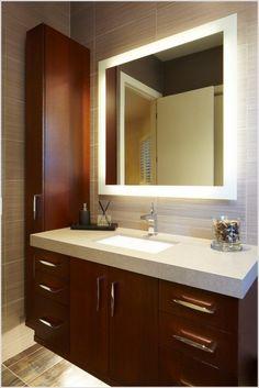 Lighted Bathroom Mirror Marvelous