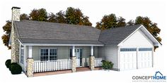house design craftsman-home-plan-ch144 5