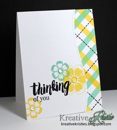 Whimsy Inspirations Blog: Thinking of you