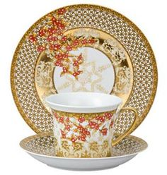 Fine China   Versace Christmas In Your Heart
