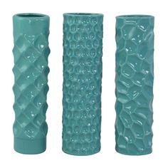 Found it at Wayfair - Whitney 3 Piece Vases Set
