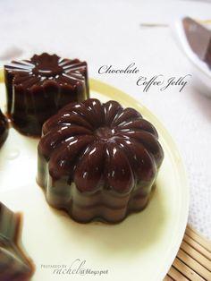简单 の 生活: 巧克力咖啡燕菜