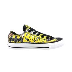 Batgirl Converse! And they have newer DC Comic versions here: http://www.converse.com/?csid=670#/products/featured/DCComics