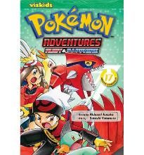 Pokemon Adventures, Vol. 17 (Pokemon Adventures (Viz Paperback)) By (author) Hidenori Kusaka, Illustrated by Mato -Free worldwide shipping of 6 million discounted books by Singapore Online Bookstore http://sgbookstore.dyndns.org