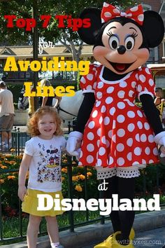 Avoiding Long Waits at Disneyland - Trips With Tykes
