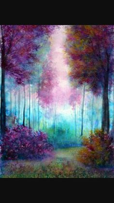 Pretty paintings.