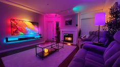 Never knew colors could feel so cozy. Living Room Setup, Bedroom Setup, Decor Home Living Room, Bedroom Decor, Home Theater Room Design, Home Theater Rooms, Dream Apartment, Apartment Living, First Apartment Decorating