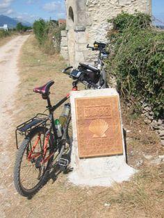 Camino de Santiago by Bike #Cantabria #Spain #Travel
