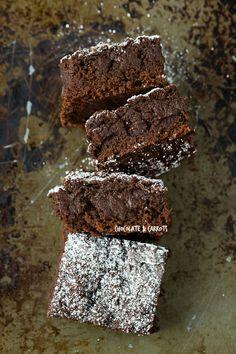 Vegan Date Brownies | chocolate & carrots