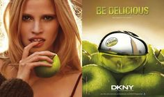 Muzyka z reklamy perfum DKNY Be Delicious