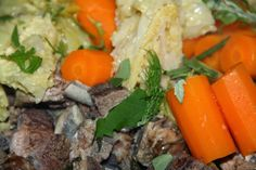 Godt og Sunt: Sauegryte med grønnsaker