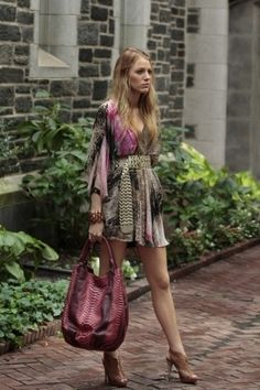 Serena-van-der-Woodsen-style (Gossip Girl)