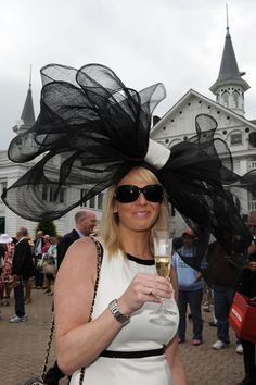 Kentucky Derby Hats: The Best Fascinators Of The Past (PHOTOS)