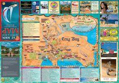 St John island hotel map Maps Pinterest Virgin islands