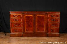 100. I forgot my 'baby,' Regency Mahogany Sideboard Buffet Server with matches my Dining table