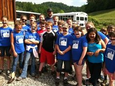 WIVES OF THE PBR: 25 students visited the Robinson Ranch (complete with their Jeff mustaches).