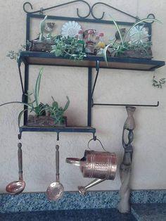 Home tour Detalhes decoração varanda Claudia e Alcindo