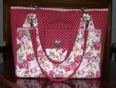 Re-sizing a bag pattern (Stow-It-All by ChrisWDesigns) – Sew, What's New?