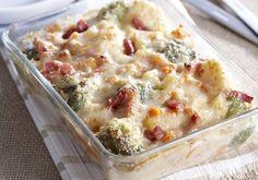 Gratiné de légumes aux lardons | Croquons La Vie - Nestlé
