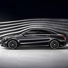 Eye-catching style. Wind-cheating shape.  #Mercedes #Benz #CLA45 #AMG #Edition1 #4MATIC #instacar #carsofinstagram #germancars #luxury