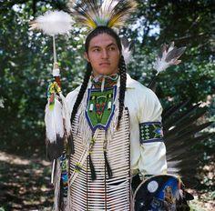 Keith Longhorn -Absentee Shawnee